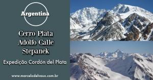 Cerro Plata, Adolfo Calle, Stepanek