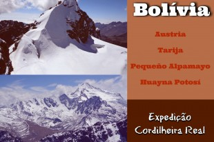 Austria, Tarija, Pequeño alpamayo, Huayna Potosí - Principal