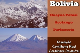 Huayna Potosí, Acotango, Parinacota - Principal