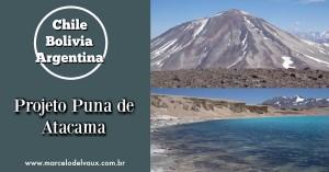 Projeto Puna de Atacama (Chile, Bolívia, Argentina)