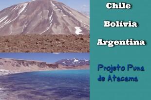 Projeto Puna de Atacama (Chile, Bolívia, argentina) - Principal