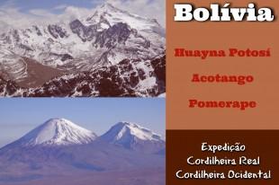 Huayna Potosí, Acotango, Pomerape - Principal