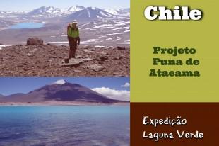 Projeto  Puna de Atacama - Principal